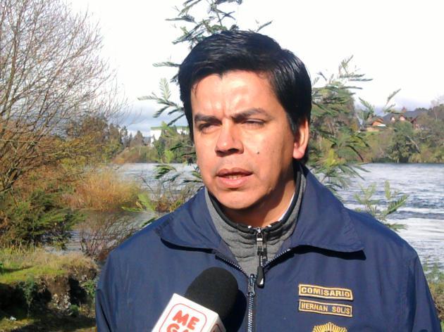 Comisario Hernán Solis | Carlos Martínez (RBB)