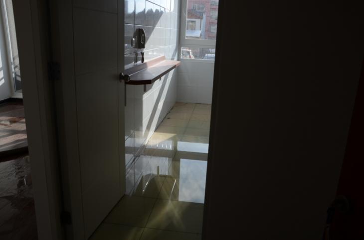 Imagen de una inundación anterior en el mismo departamento afectado