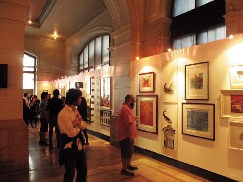 Galería Bicentenario de Artes Visuales