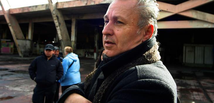 Marcel Claude | Víctor Salazar | Agencia UNO