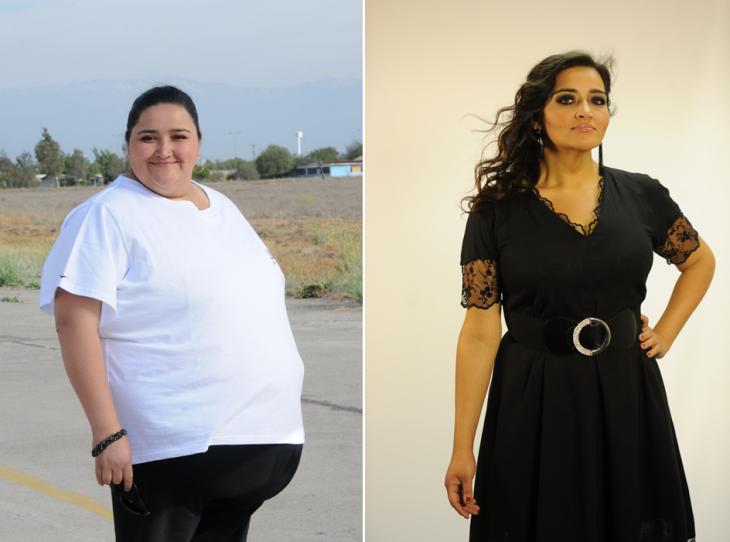 Patricia Pérez, antes y después | Canal 13