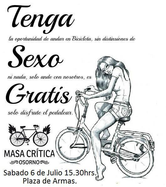 Masa Crítica Osorno | Facebook