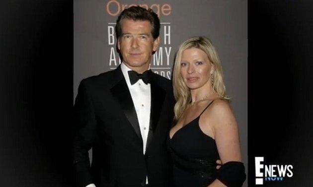 Pierce Brosnan y su hija Charlotte | E! News