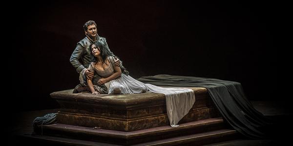 Romeo y Julieta, foto Patricio Melo