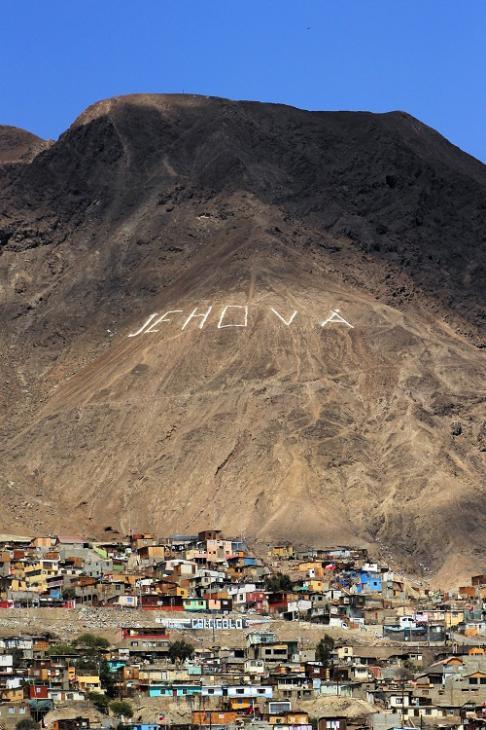 Cerrografía | Antofagasta