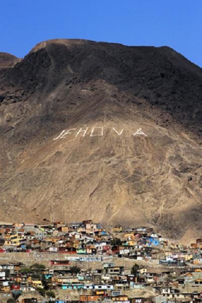 Cerro-grafía.