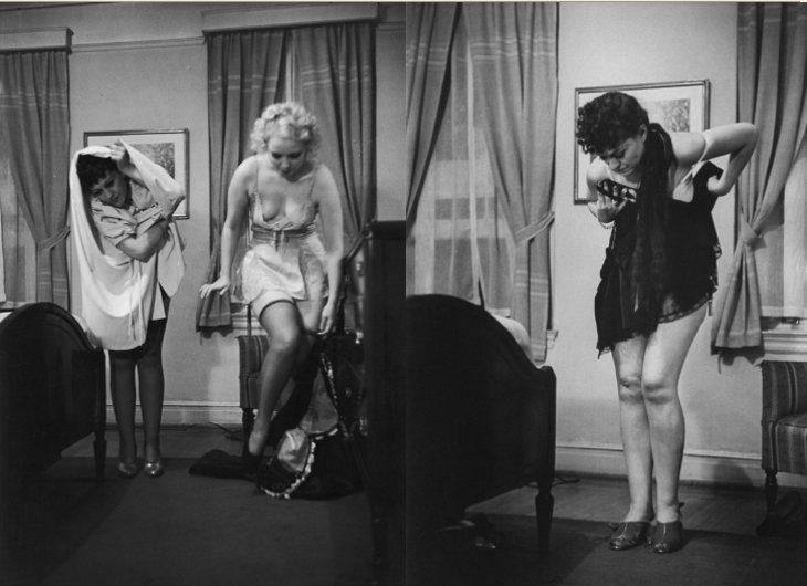 Como NO debieran desvestirse | Revista LIFE - Febrero de 1937