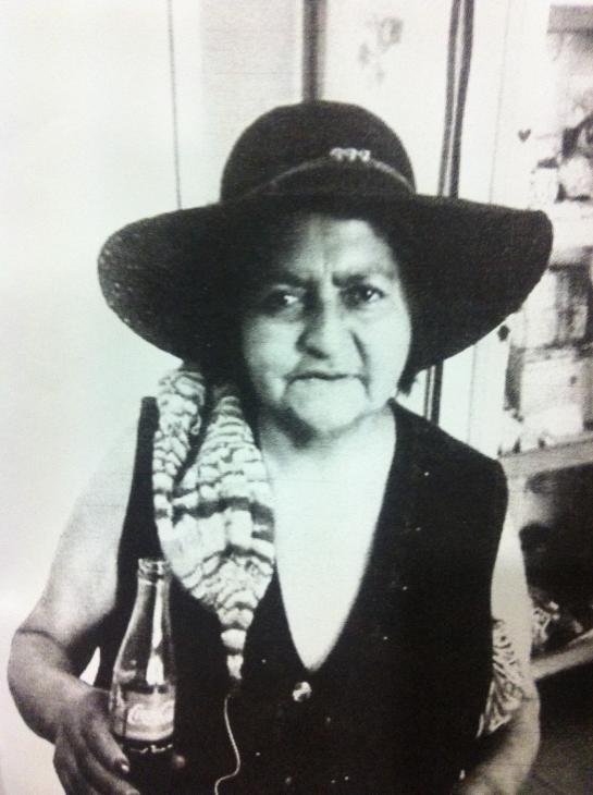Mujer desaparecida | Suana Gallardo (RBB)