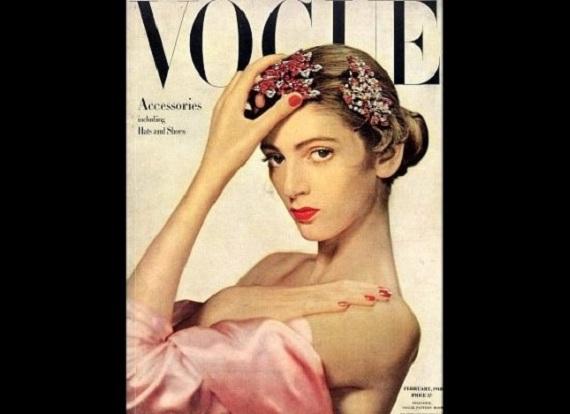 Carmen en 1947 | Vogue