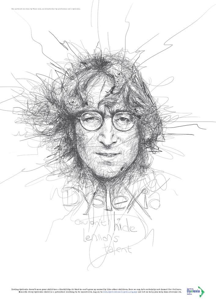 John Lennon | Vince Low