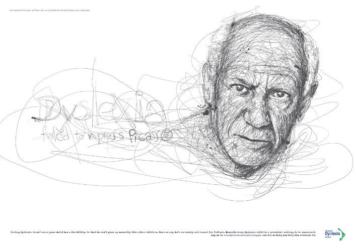 Pablo Picasso | Vince Low