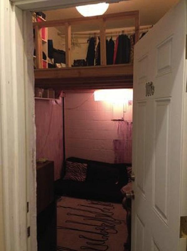 The Worst Room | Se arrienda por 355 mil mensual