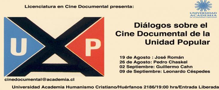 Ciclo de diálogos sobre el documental chileno