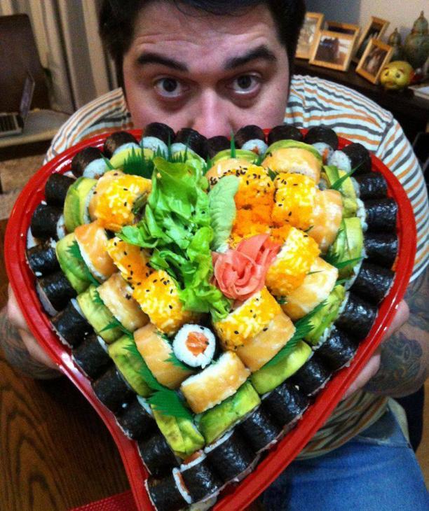 Pablo Riquelme   I Love Sushi (Facebook)
