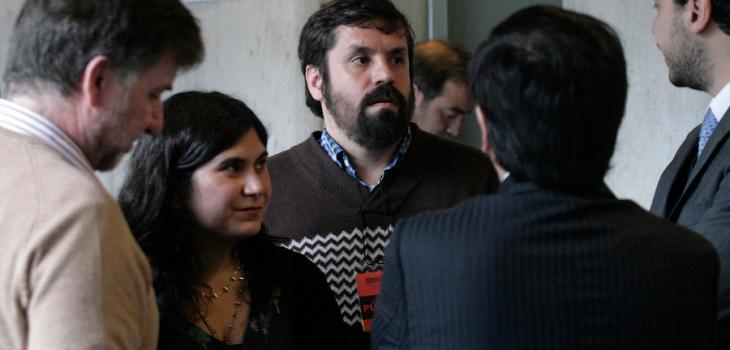 Padres de Emilia Silva | Francisco Castillo/AgenciaUNO