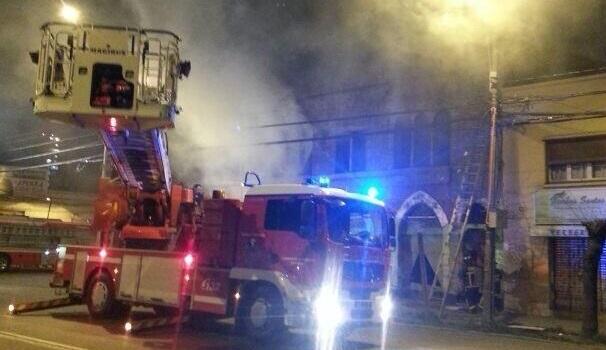 Bomberos de Santiago | @CBSantiago