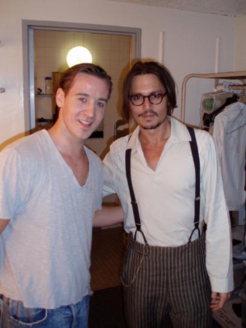Johnny Depp | Edward Scissorhands (CC) - Flickr