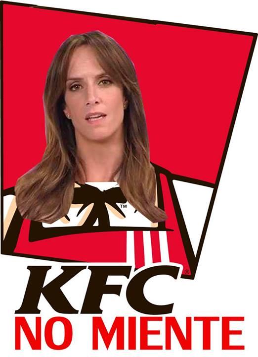 KFC No Miente