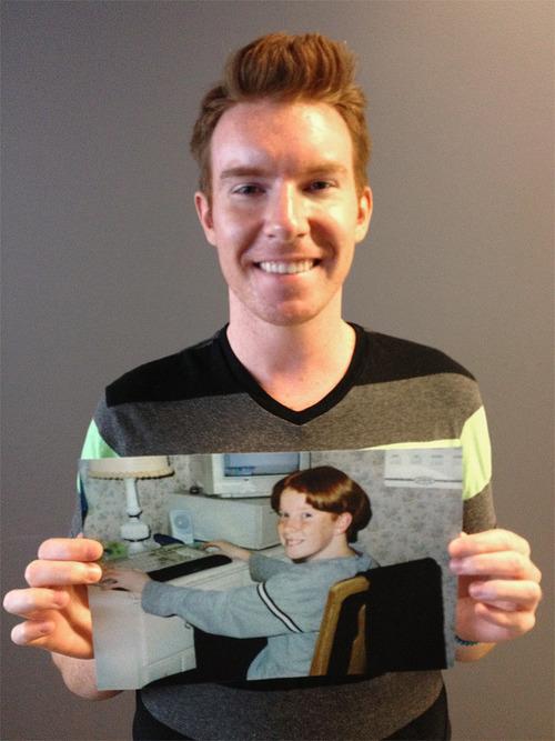 Kyle M. | Fuera del closet desde 1996