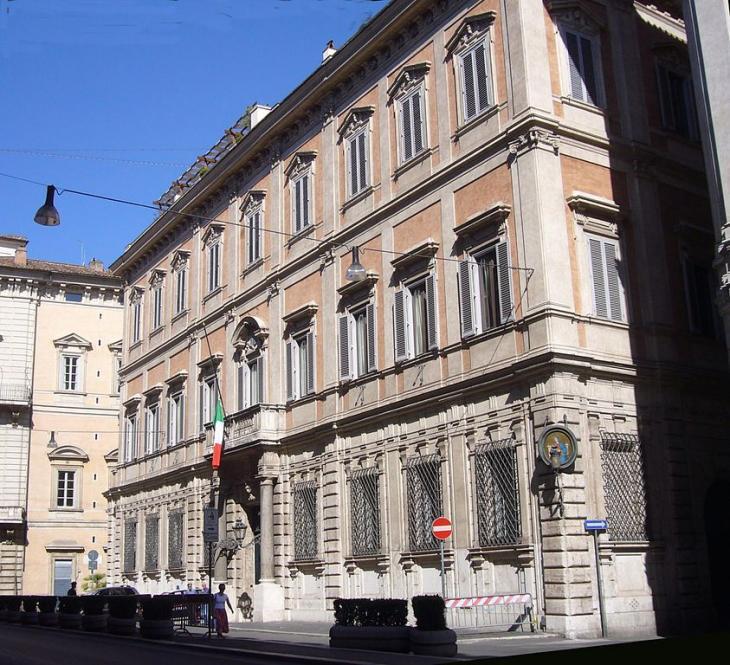 Palacio Grazioli | Lalupa (CC)