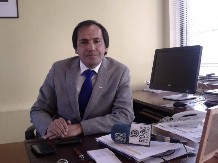 Seremi Sáenz | Luis Vergara (RBB)