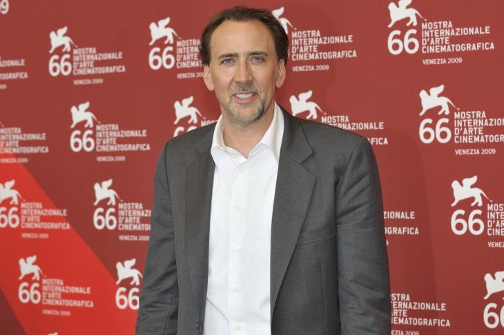 Nicolas Cage | Nicolas Genin (c)