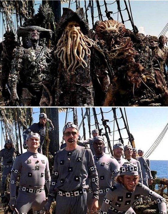 Piratas del Caribe | Walt Disney Pictures