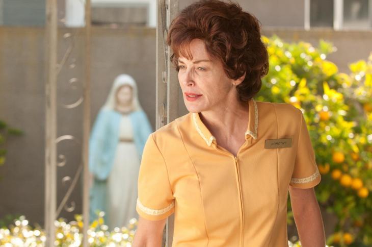 "Sharon Stone en ""Lovelace"" | Millennium Films"