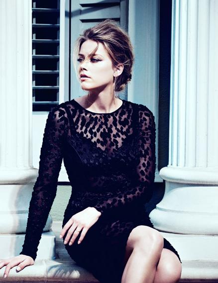 Amber Heard | net-a-porter.com