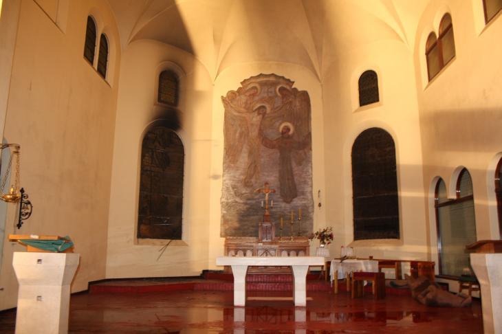 Iglesia San Francisco de Valdivia | Danilo Ormeño (RBB)