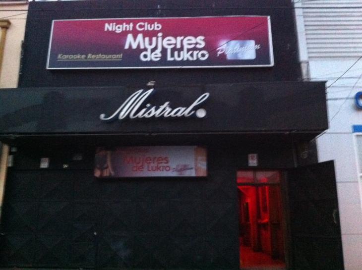 Night club concepcion