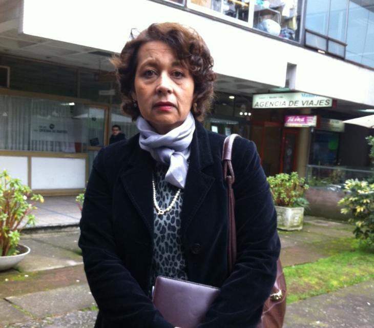 Patricia Flores | Pedro Cid (RBB)