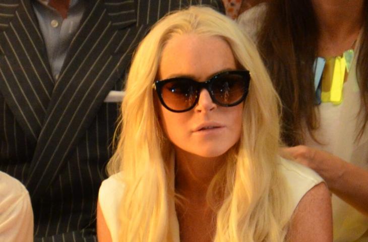 Lindsay Lohan | Christopher Macsurak (c)