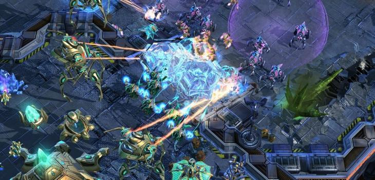 Blizzard / StarCraft 2