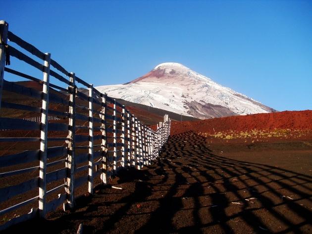 Volcán Osorno | Constanza García Fritz