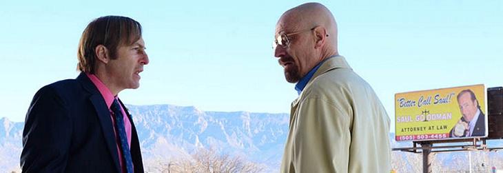 'Saul' y 'Walter' | AMC