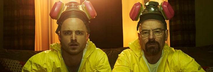 'Jesse' y 'Walter' | AMC