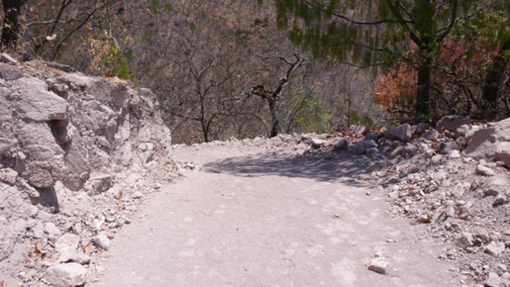 Espinazo del diablo - México | ruta del peregrino (cc)