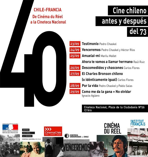 Cine Chileno Antes y Después del 73