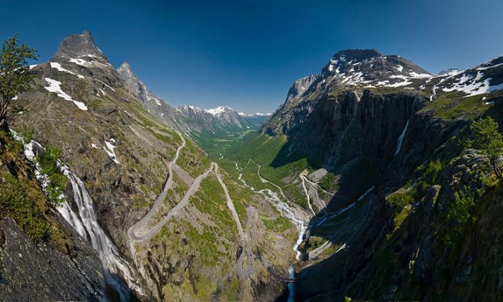 Trollstigen - Noruega | Stefan Krause (cc)