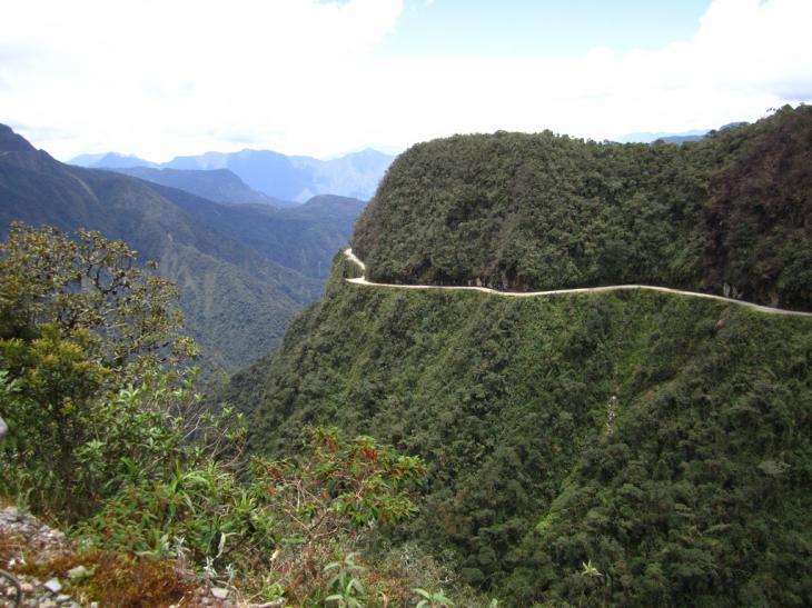 Camino de Las Yungas - Bolivia | Alicia Nijdam-Jones (cc)