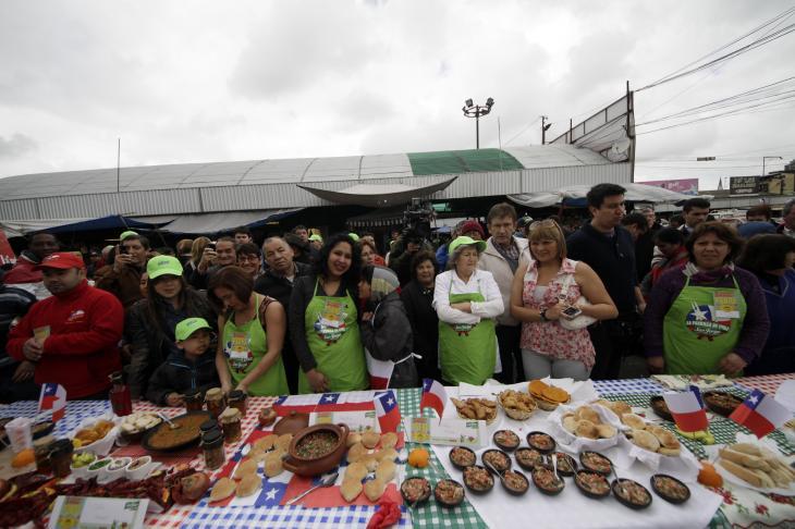 Mundial del Pebre   Francisco Castillo (Agencia UNO)