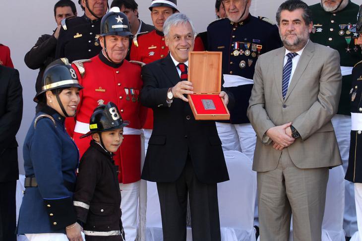 Alonso Rebolledo | Agencia UNO