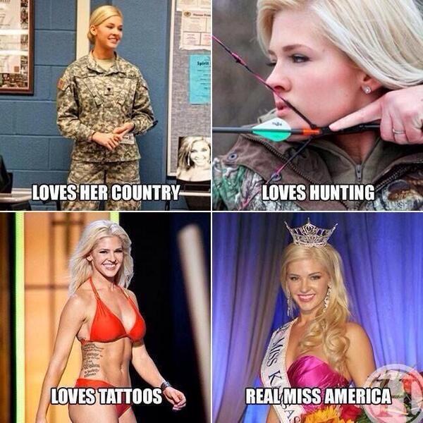 Miss Kansas | Redes sociales
