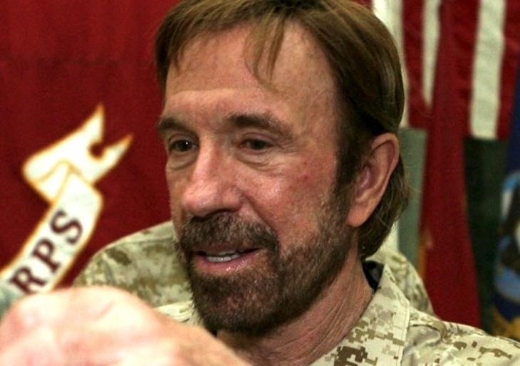 Chuck Norris | Corporal Lynn Murillo (cc)