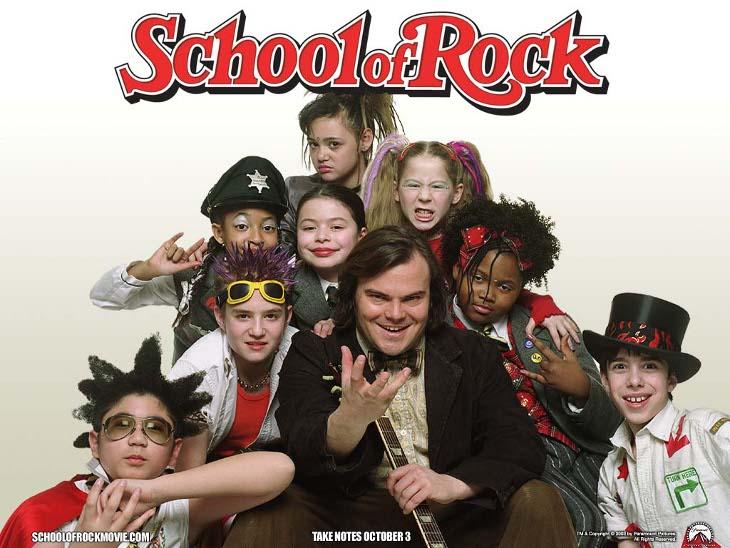 Escuela de Rock | Paramount Pictures
