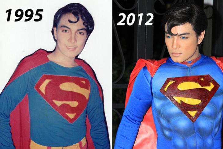 Antes y Después | The Mirror