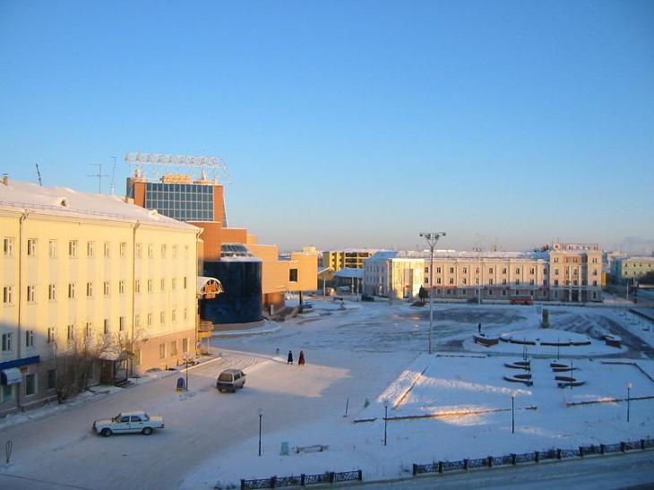 Yakutsk - Rusia | Kanadier (cc)