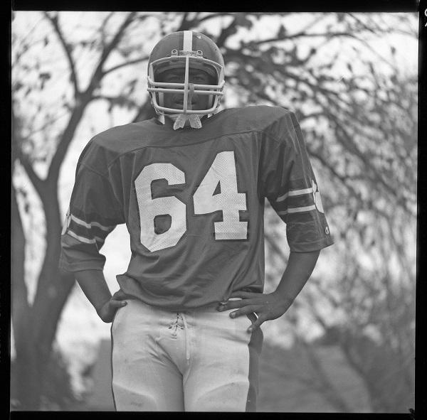 Jugador de futbol estadounidense, Escuela Wilson, Washingto DC