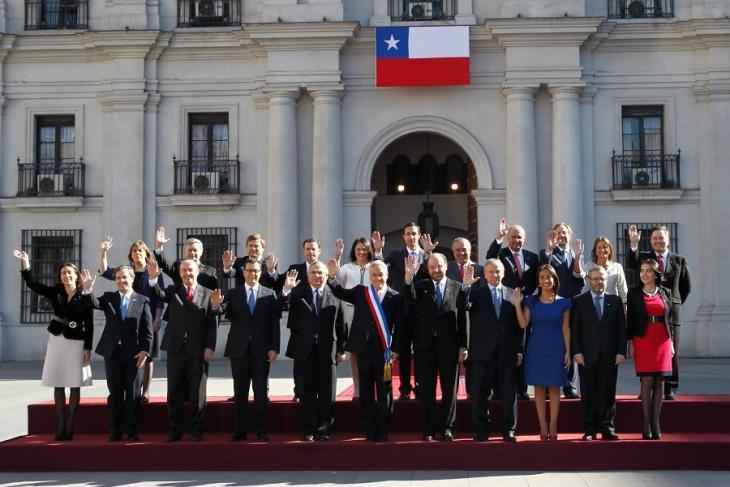 La foto oficial   Francisco Longa - Agencia UNO
